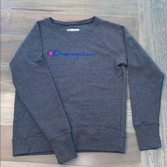 Women's small Champion sweatshirt